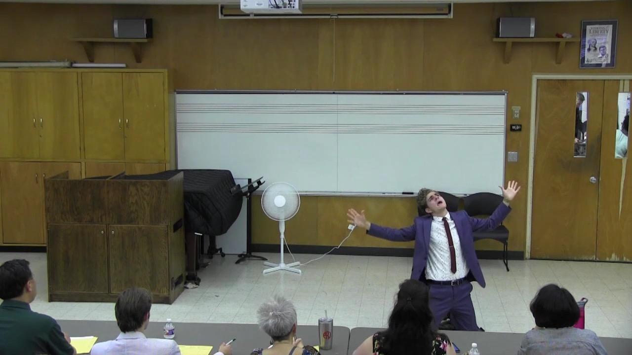 AJ Neumann - Biblical Presentation - 2016
